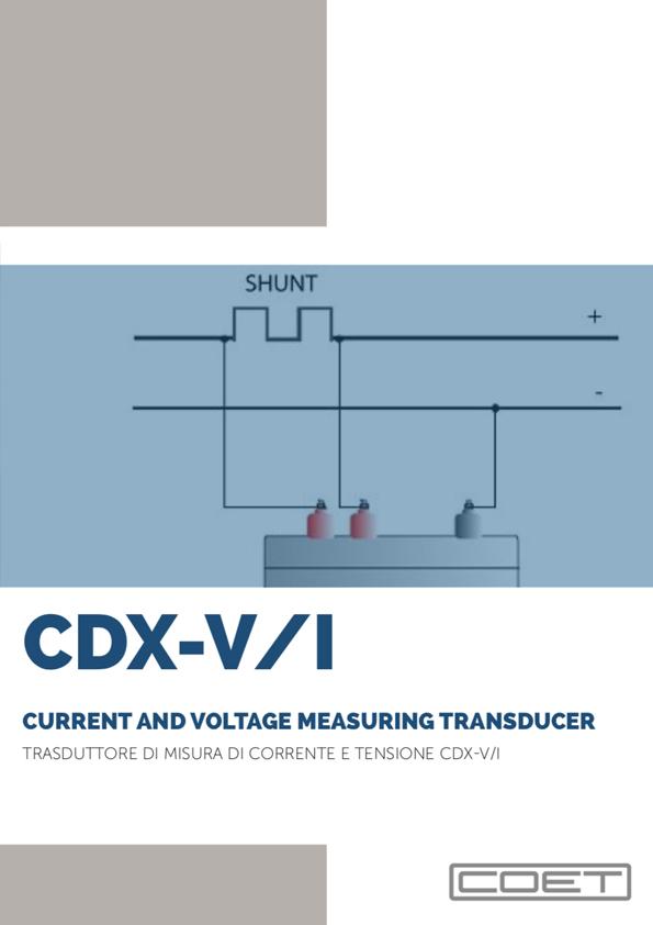 CDX-V/I -ENG-IT